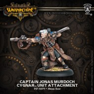 captain jonas murdoch cygnar unit attachment